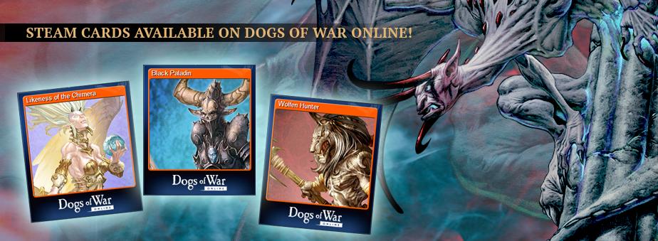 War Dogs Online